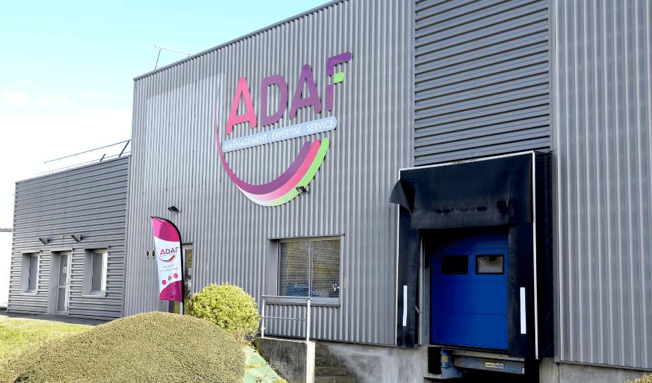 locaux ADAF
