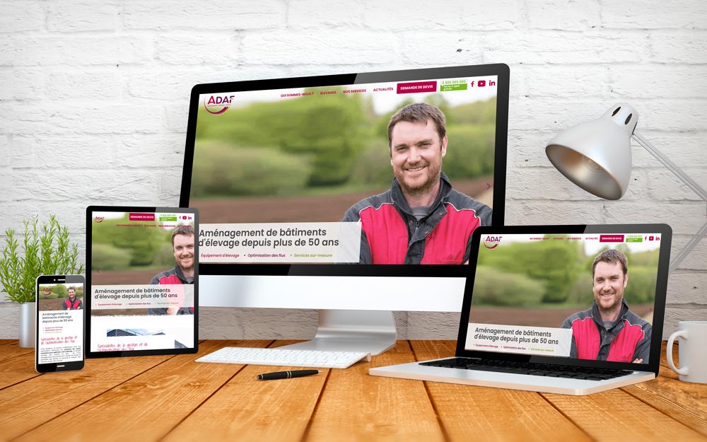 Présentation du nouveau site Internet ADAF